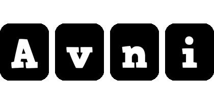 Avni box logo