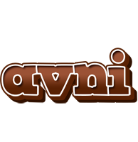 Avni brownie logo