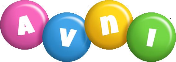 Avni candy logo