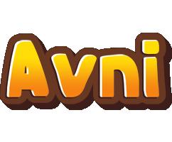 Avni cookies logo