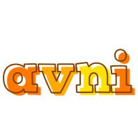 Avni desert logo