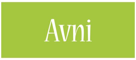 Avni family logo