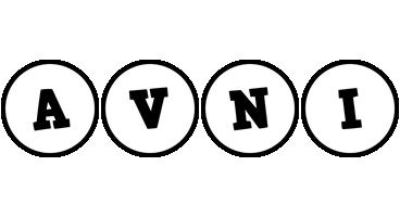 Avni handy logo