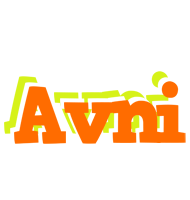 Avni healthy logo
