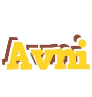 Avni hotcup logo