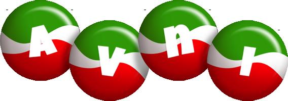 Avni italy logo