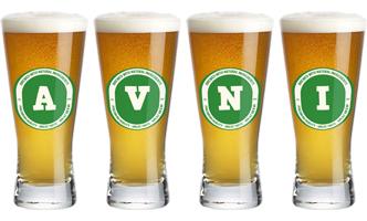 Avni lager logo