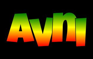 Avni mango logo