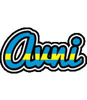 Avni sweden logo