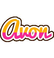 Avon smoothie logo