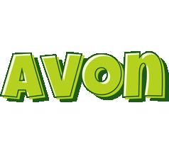 Avon summer logo