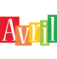 Avril colors logo