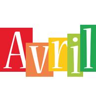 Avril colors logo