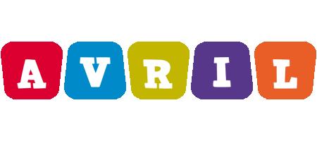 Avril daycare logo