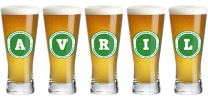 Avril lager logo