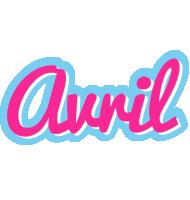Avril popstar logo