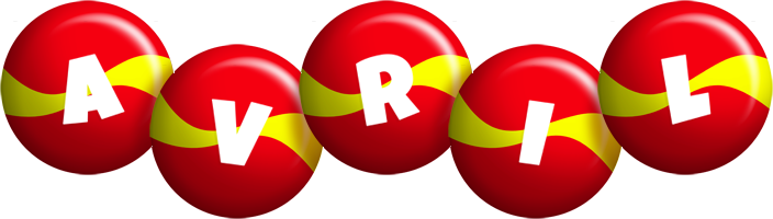 Avril spain logo