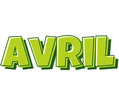 Avril summer logo