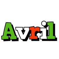 Avril venezia logo