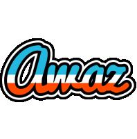 Awaz america logo