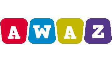 Awaz kiddo logo
