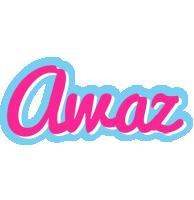 Awaz popstar logo
