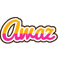 Awaz smoothie logo