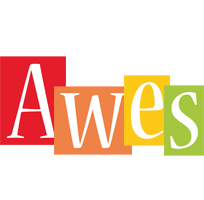Awes colors logo