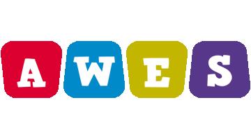 Awes daycare logo