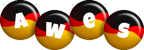 Awes german logo