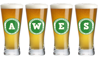 Awes lager logo