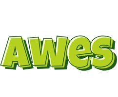 Awes summer logo
