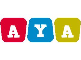 Aya kiddo logo