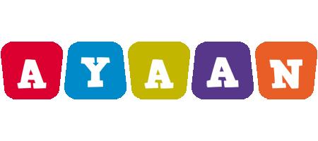 Ayaan daycare logo