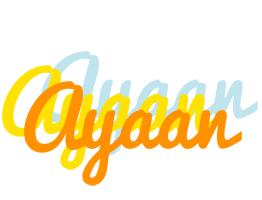 Ayaan energy logo