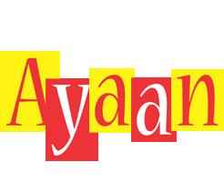 Ayaan errors logo