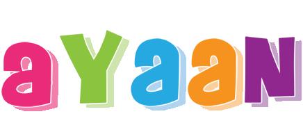Ayaan friday logo