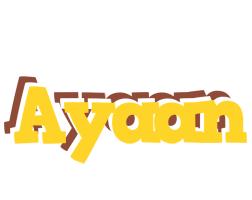 Ayaan hotcup logo