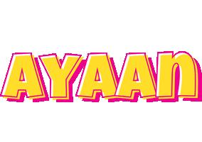 Ayaan kaboom logo