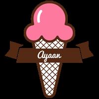 Ayaan premium logo