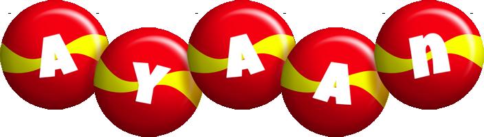 Ayaan spain logo