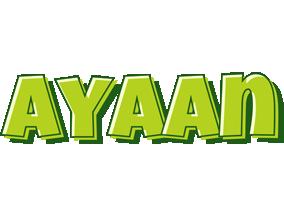 Ayaan summer logo