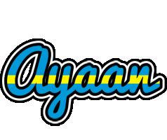 Ayaan sweden logo