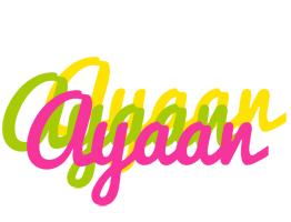 Ayaan sweets logo