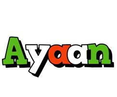 Ayaan venezia logo
