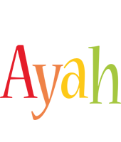 Ayah birthday logo