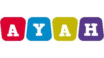 Ayah daycare logo