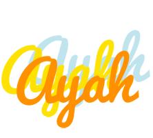 Ayah energy logo