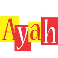 Ayah errors logo