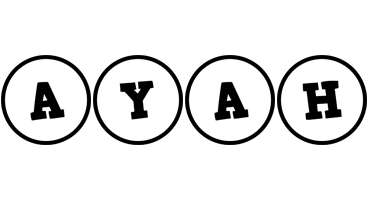 Ayah handy logo